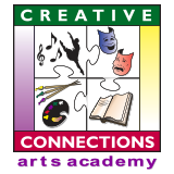 Creative Connections Arts Academy Logo